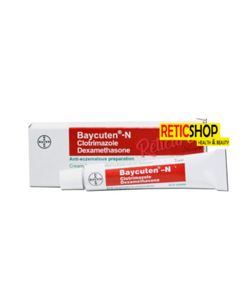 Baycuten-N Clorimazole 5