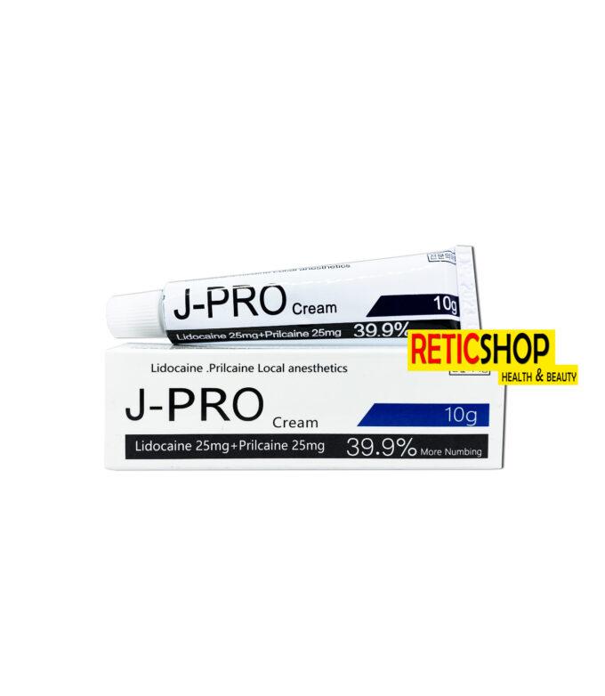 JPRO Numbing Cream 10