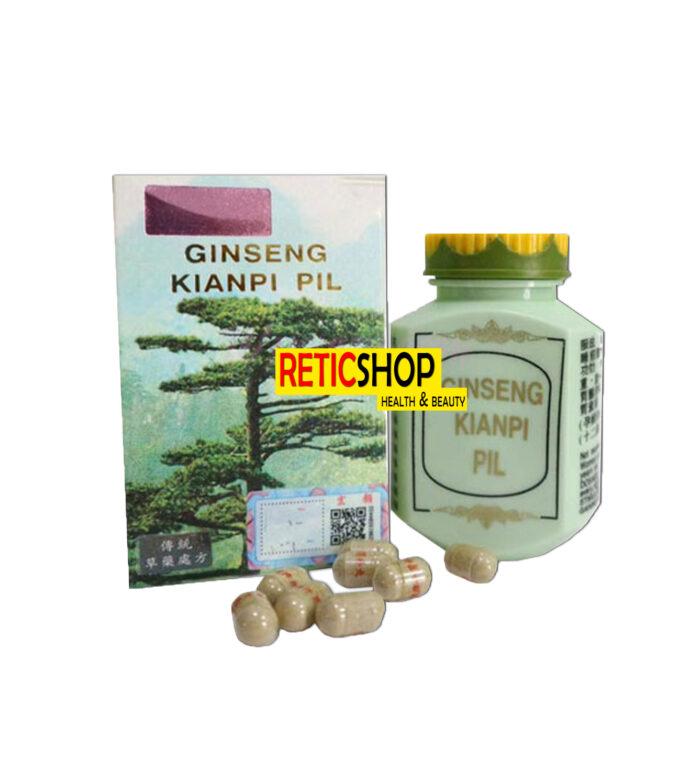 Kianpi Pil Wisdom Herbal