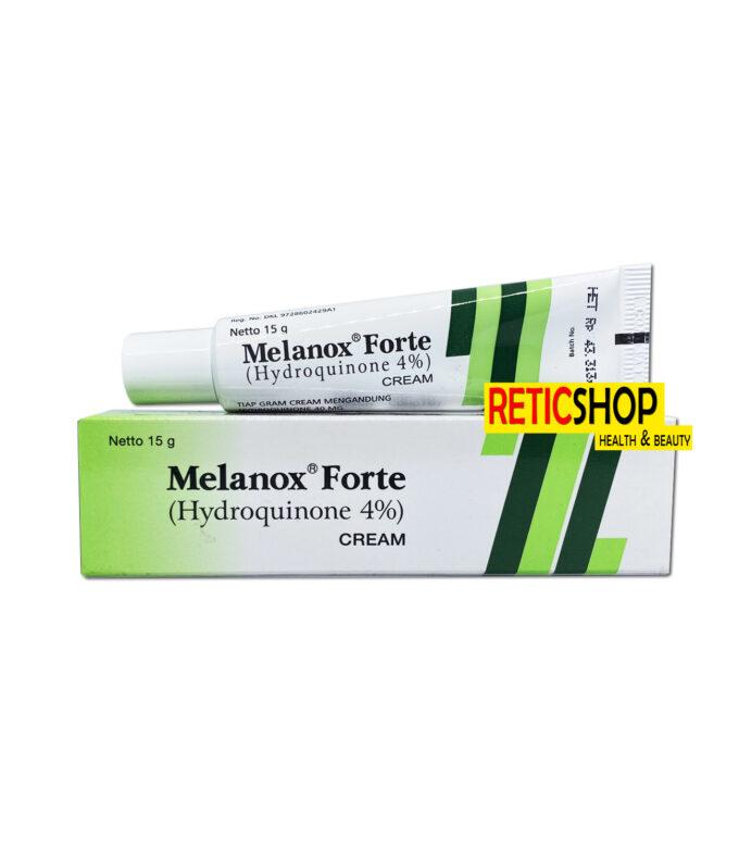 Melanox Forte 4 Cream