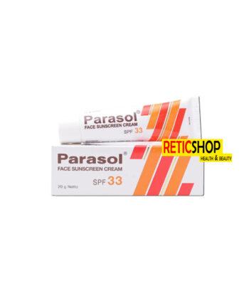 Parasol Sunscreen Cream SPF33