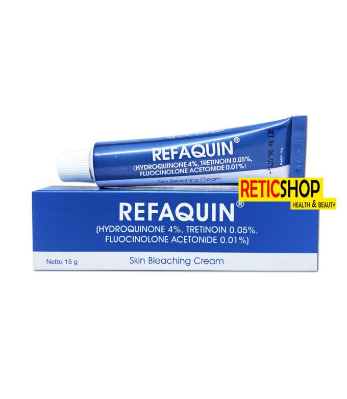 Refaquin Hydroquinone Cream
