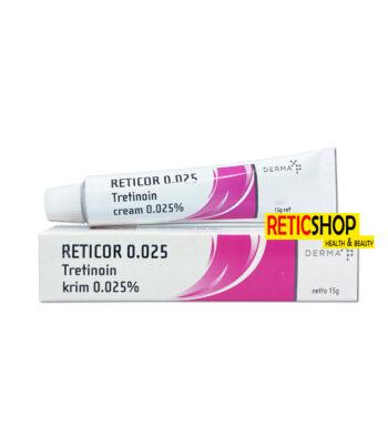 Reticor 0.025 Tretinoin Cream