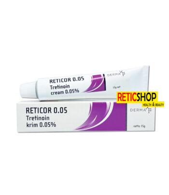 Reticor 0.05 Tretinoin Cream