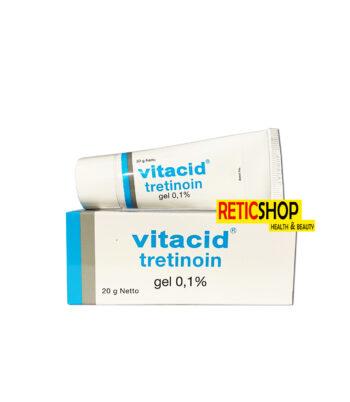 Vitacid 0.1 Tretinoin Gel