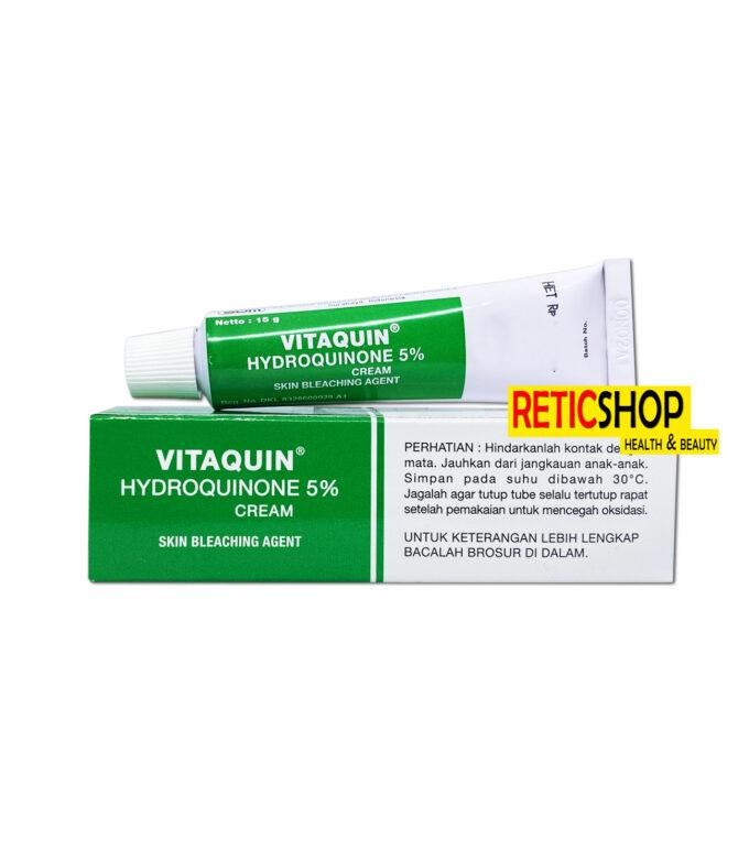 Vitaquin Hydroquinone Cream